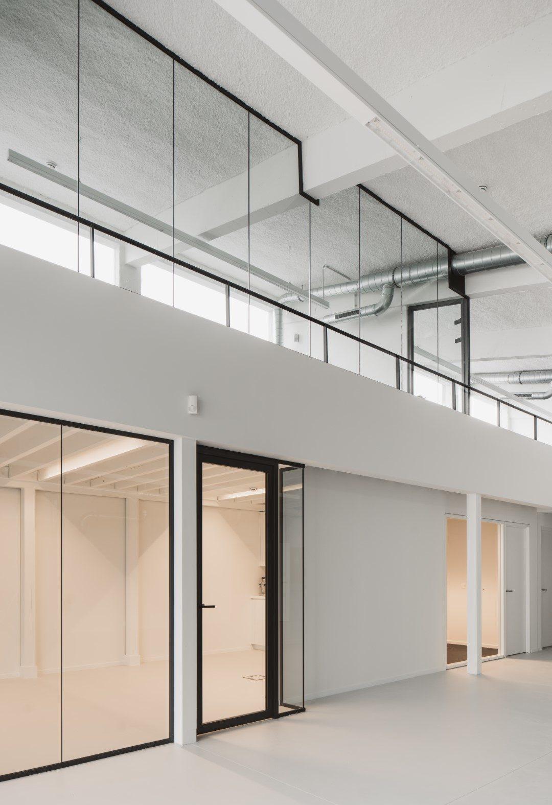 faktordertig - np bridging - leasinvest - architectuur - interieur - kantoor