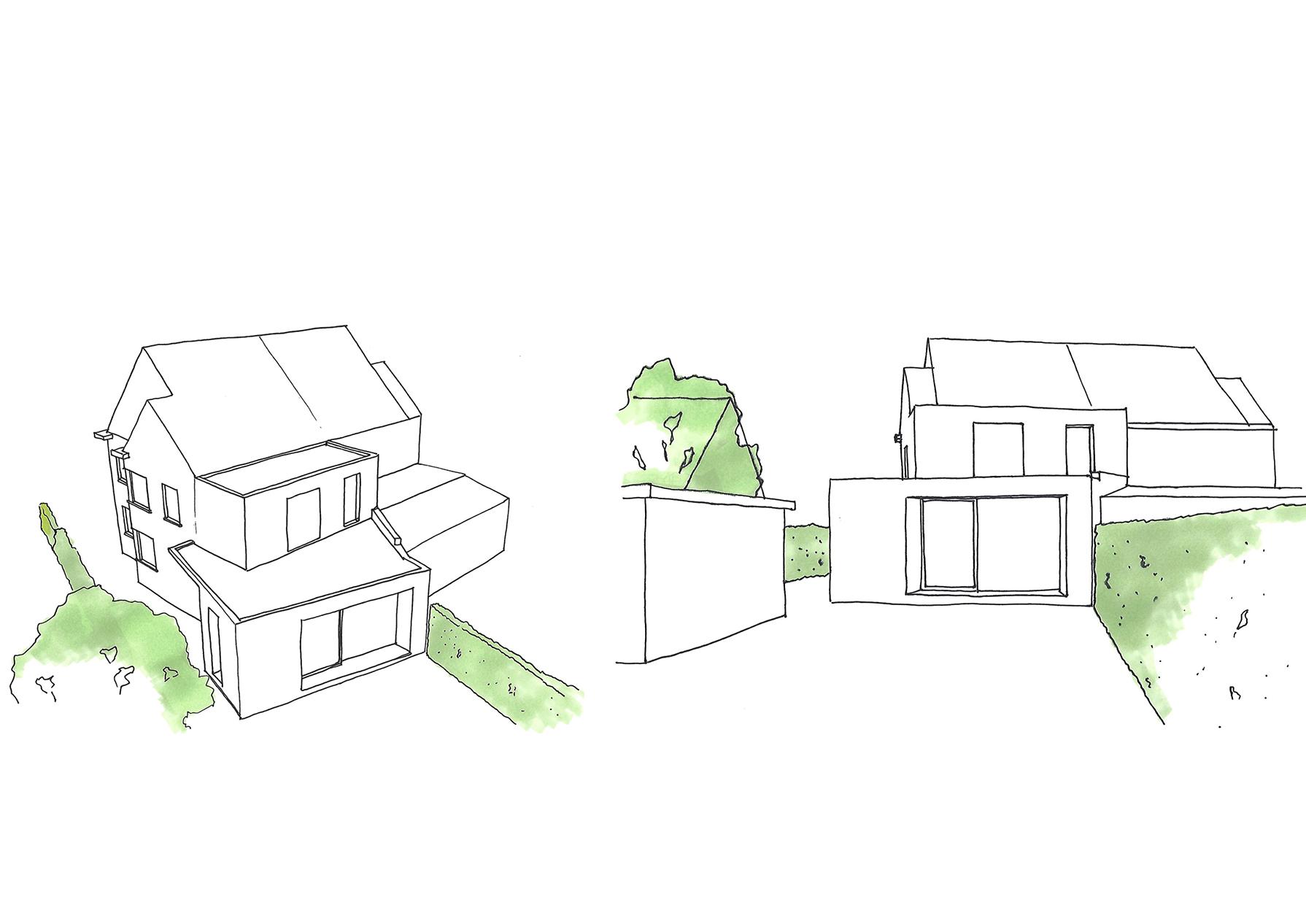 faktordertig - uitbreiding - architectuur - interieur - renovatie - ecologisch