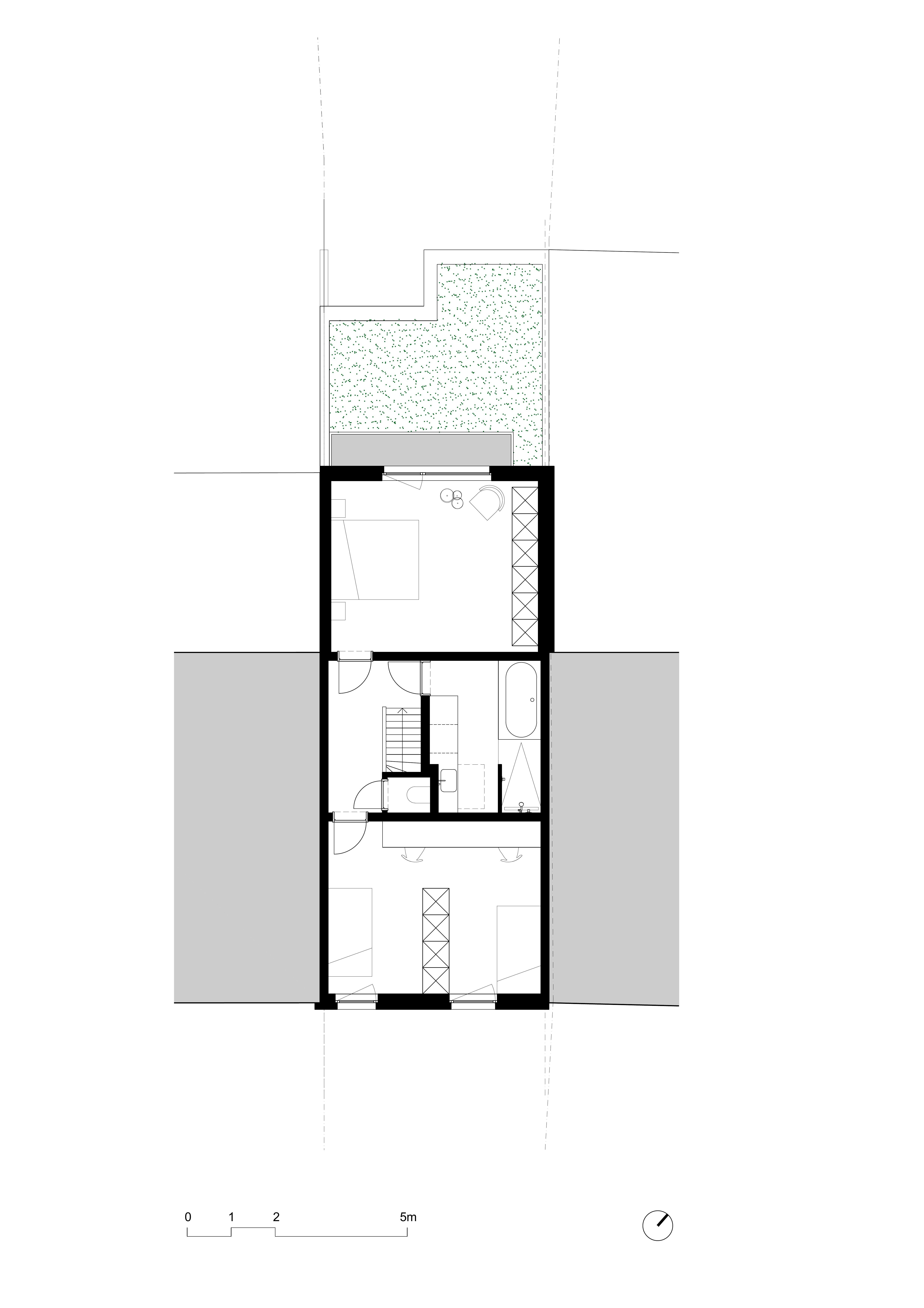 aktordertig - keizershoek - kontich- architectuur - renovatie - bio-ecologisch - interieur