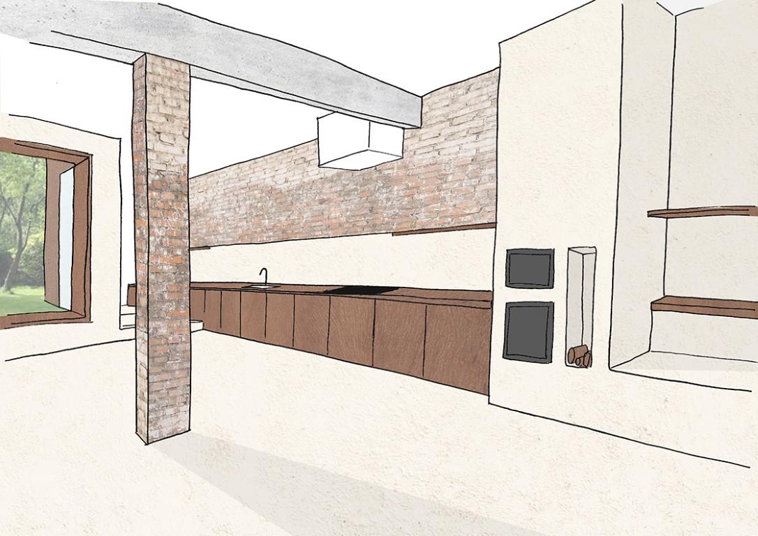faktordertig - renovatie - Kontich - architectuur - interieur - bio-ecologisch bouwen - milieuvriendelijk - natuurlijk