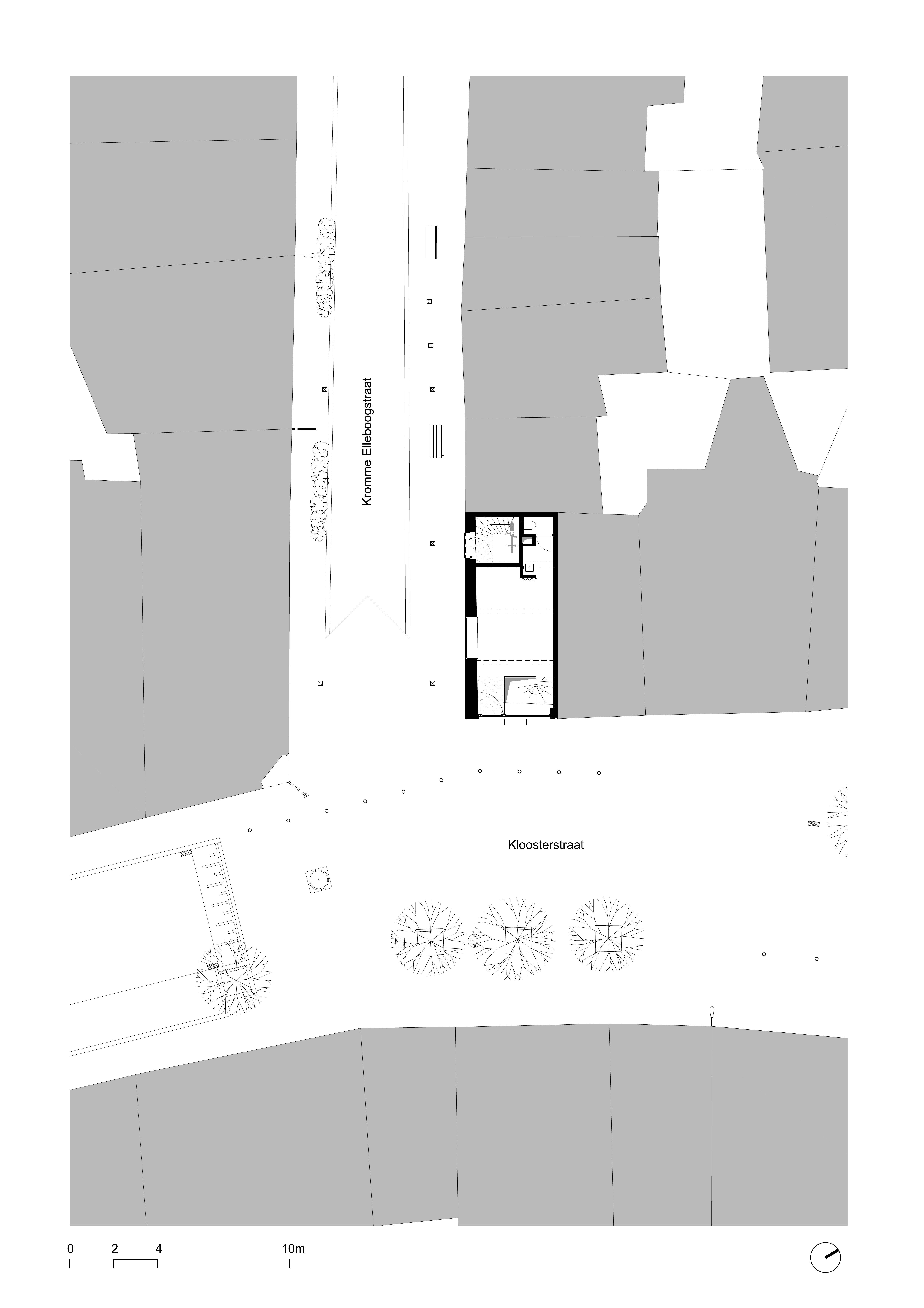 Kloosterstraat Antwerpen - faktordertig - architectuur - restauratie - renovatie - bio-ecologisch bouwen - interieur