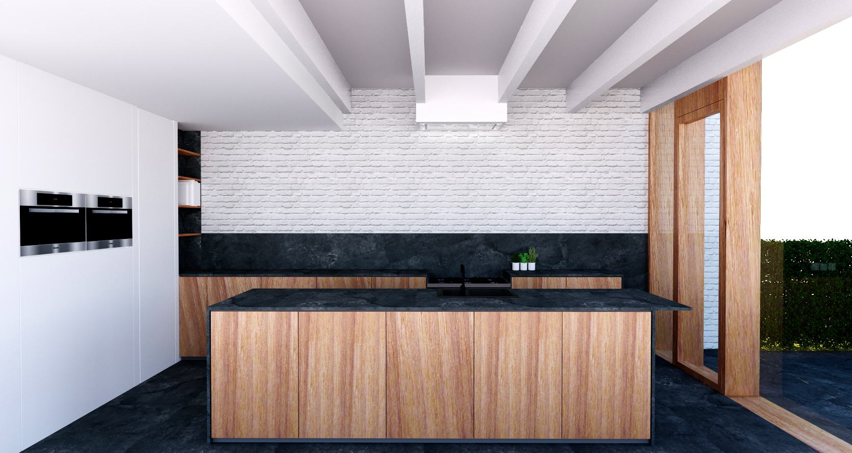 faktordertig - architectuur - uitbreiding - renovatie - Lier - Antwerpen - interieurarchitectuur